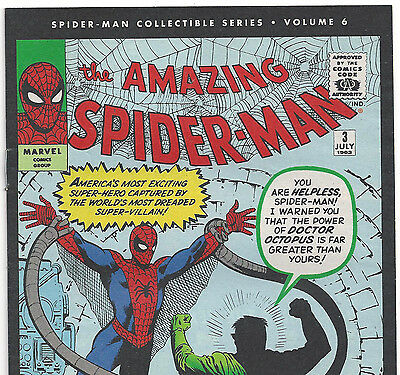 Amazing Spider-Man #3 Collectible Series Newspaper Reprint from 2006 in Fine+