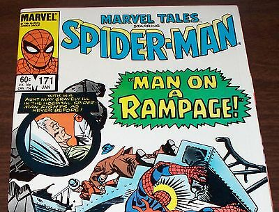 The Amazing Spider-Man #32 Reprint in Marvel Tales #171 from Jan. 1985 in VF Con