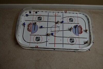 Stiga Table 37In Table Top Hockey All Complete Bruins Rangers