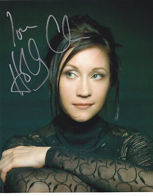 Holly Cole Signed Hot Sexy Jazz Music  8X10 Photo  Exact Proof #3