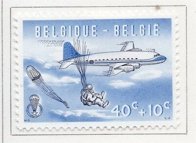 Belgium 1960 Early Issue Fine Mint Hinged 40c. 173893
