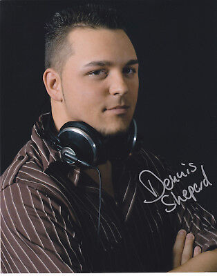 Dennis Sheperd Signed Autographed Trance Edm Music  8X10 Photo  Exact Proof