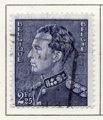 Belgium 1940-41 Early Issue Fine Used 2.25F. 173939