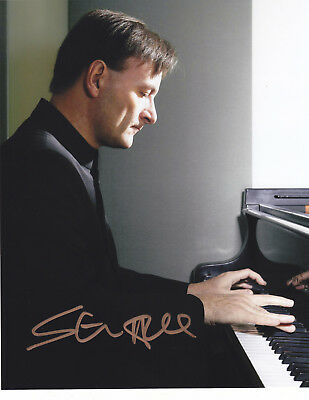 Stephen Hough Signed Autographed 8X10 Photo Pianist Piano Exact Proof #4
