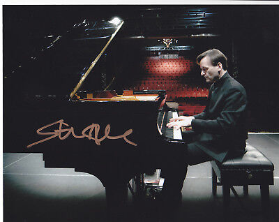Stephen Hough Signed Autographed 8X10 Photo Pianist Piano Exact Proof