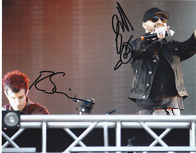 Knife Party Signed Autographed Edm Dubstep Big House Music 8X10 Photo #2