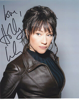 Holly Cole Signed Hot Sexy Jazz Music  8X10 Photo  Exact Proof #2