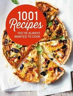 1001 Recipes You Always Wanted to Cook by Pavilion Books cookery cooking as new