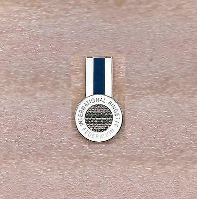 International Ringette Federation Official Referee Pin Old