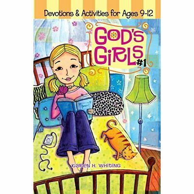 God's Girls!: Fun and Faith for Ages 9-12 - Spiral-bound NEW Karen H. Whitin 200