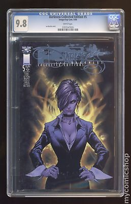 Darkness (1996) Collected Edition #5 CGC 9.8 0707247035
