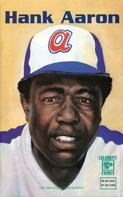 Hank Aaron (1992) #1 VG LOW GRADE