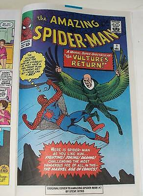 The Amazing Spider-Man #7 Reprint in Spider-Man Classic #8 from Nov. 1993 Fine