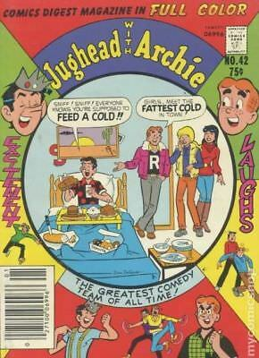 Jughead with Archie Digest (1974) #42 VG LOW GRADE
