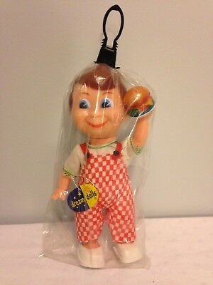 BIG BOY CLASSIC DOLL! VERY RARE! DAKIN & COMPANY MINT! not mcdonalds or disney
