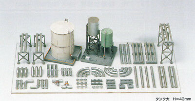 Greenmax No.2146 Plant Factory Equipments B (1/150 N scale)