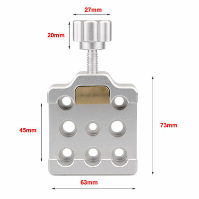 Svbony Fully Metal Middle-Sizes Dovetail Clamp for Telescopes with Brass Screws