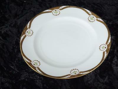 Replacement Gilded Bone China Side Plate CAULDON WARE 4834 Maple & Co