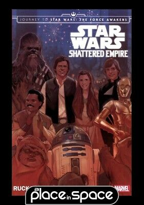 Star Wars Journey To Sw Force Awakens Shatter Empire - Softcover
