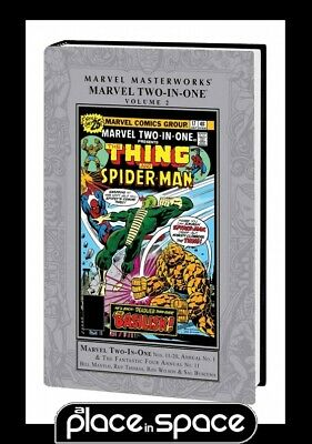 Mmw Marvel Two In One 02 - Hardcover