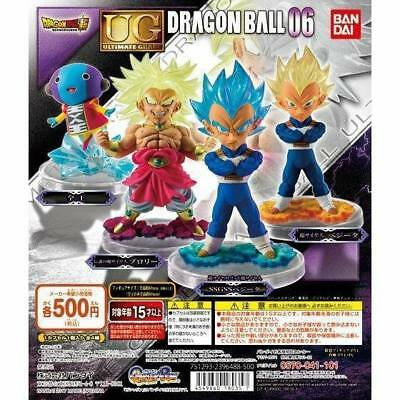 Bandai Dragonball Dragon ball Z Super 6 UG 06 UG06 Ultimate Grade Figure