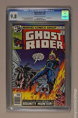 Ghost Rider (1973 1st Series) #32 CGC 9.8 0900082027