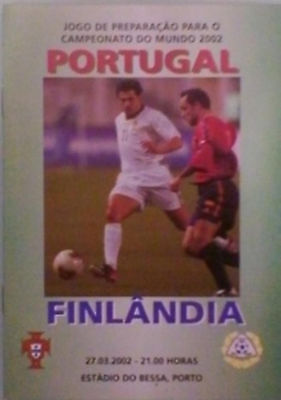 Programme Portugal - Finland 2002
