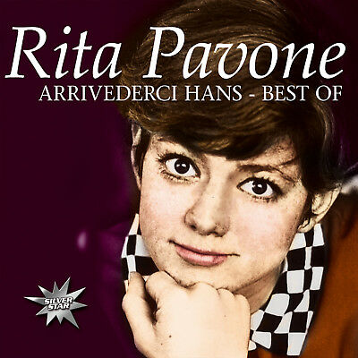 CD Rita Pavone Arrividerci Hans - Best Of