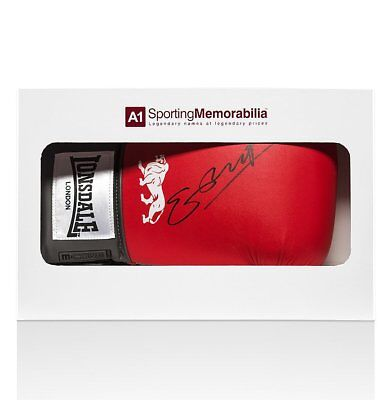 Kell Brook Signed Boxing Glove - Gift Box Autograph