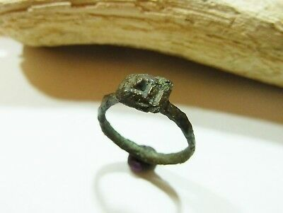Old Bronze Ring (204)