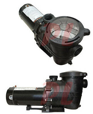 1.5HP POOL SPA PUMP Water Swimming Above Ground w/ Filter 5280GPH 115/230V