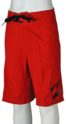 Billabong Boy's All Day Boardshorts - Lifeguard Red - New