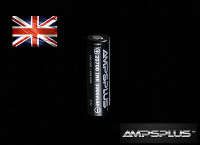 Genuine KEEPPOWER 20700 3000mAh 20A/35A IMR High Drain 3.7v Rechargeable Battery