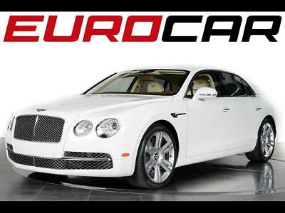 2014 Bentley Flying Spur  2014 Bentley Flying Spur - STUNNING TWO-TONE INTERIOR! IMMACULATE!