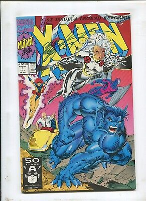 X-Men #1 (9.2) Rubicon--Signed By Chris Claremont!