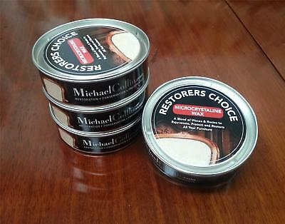 Microcrystalline Furniture Wax Polish