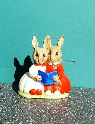 DB151 Royal Doulton Bunnykins Partners in Collecting
