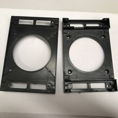 """3.5"""" HDD to 5.25"""" Conversion Slot Bay Mounting Bracket Converter Adapter"""