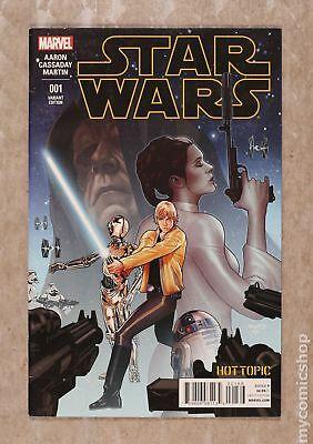Star Wars (2015 Marvel) #1HOTTOPIC FN 6.0