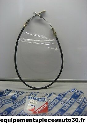 Cable Accelerateur Iveco Daily 2 Ref 93813566