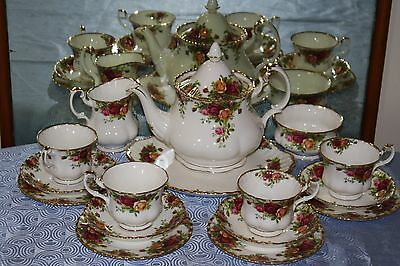 Royal Albert Old Country Roses  tea service The perfect wedding present