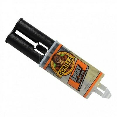 Gorilla 5 Min 2-Part Epoxy Syringe 25ml by Gorilla Glue - 6044001