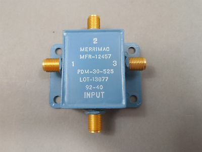 Merrimac PDM-30-525 Splitter Power Divider - New
