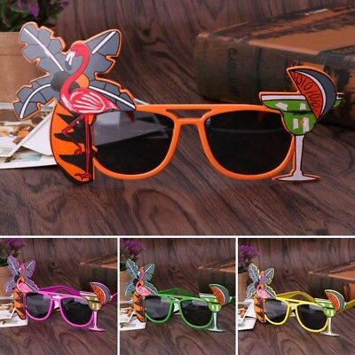 Hawaiian Tropical Sunglasses Glasses Summer Party Fancy Dress Party Supplies