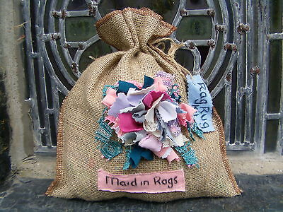 Rag Rug Making Kit watch Instructional DVD on listing