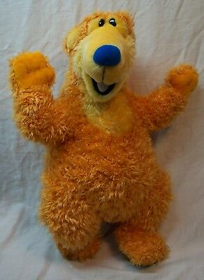 "APPLAUSE Walt Disney Bear in the Big Blue House BEAR 15"" Plush STUFFED ANIMAL"