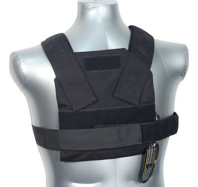 Tactical Scorpion Body Armor Plates AR500 8 x 10 Bobcat Concealed Carrier Vest