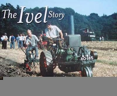 LIVRE : THE IVEL STORY (tractor/tracteur)