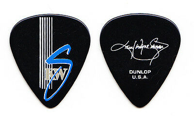 Kenny Wayne Shepherd Signature Black Guitar Pick - 2016 Tour