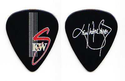 Kenny Wayne Shepherd Signature Black Guitar Pick - 2014 Tour
